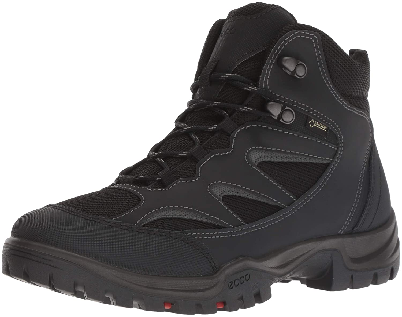 ECCO Xpedition III, Chaussures de Randonnée Basses Femme Noir (53859noir noir) 40 EU