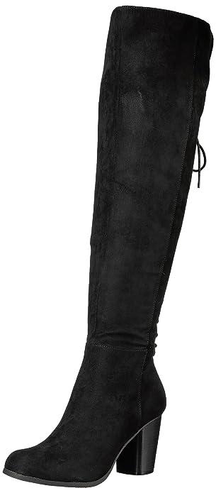 Girl   Madden Girl  Damens's Districtt Slouch Boot   Knee High 11f61f