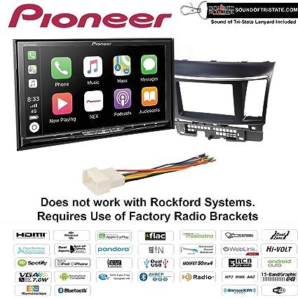Amazon com: Pioneer AVH-W4500NEX DVD Receiver with Wireless Apple