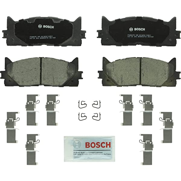 Toyota OEM 2012-2016 Camry Rear Disc Brake Pads Set 04466-06200 Factory