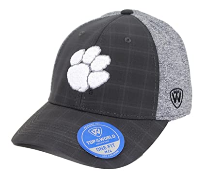 d9dc9d64214 Image Unavailable. Image not available for. Color  Clemson Tigers NCAA Top  of the World ...