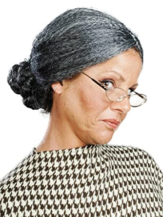 Amazon.com  Enigma Wigs Women s Old Lady ccd0a4c9a7