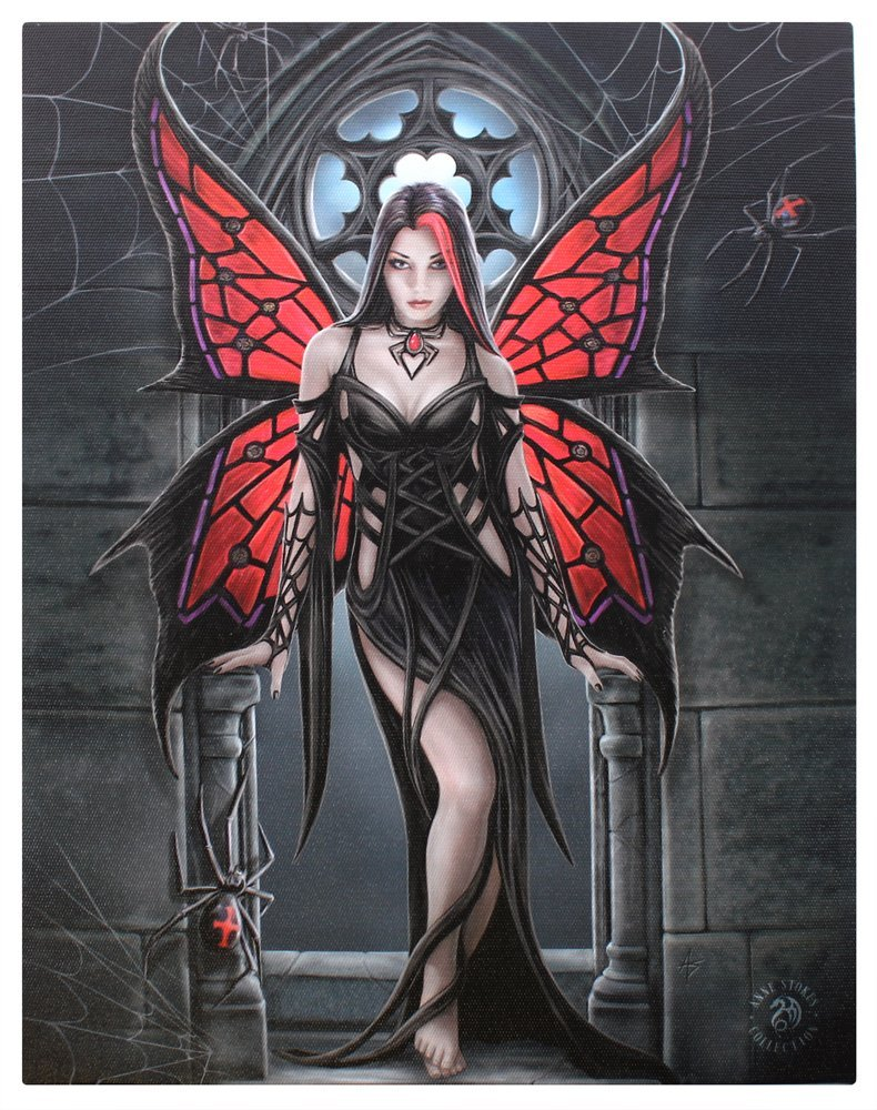 ANNE STOKES Arachnafaria, Multi-Colour, 50 x 70 cm Something Different Wholesale WP_39914