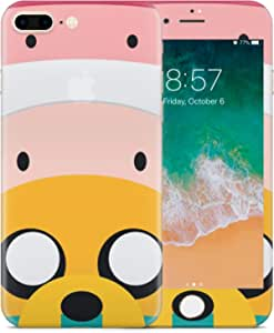 Iphone 7 Plus and 8 Plus Skin - Adventure Time Characters