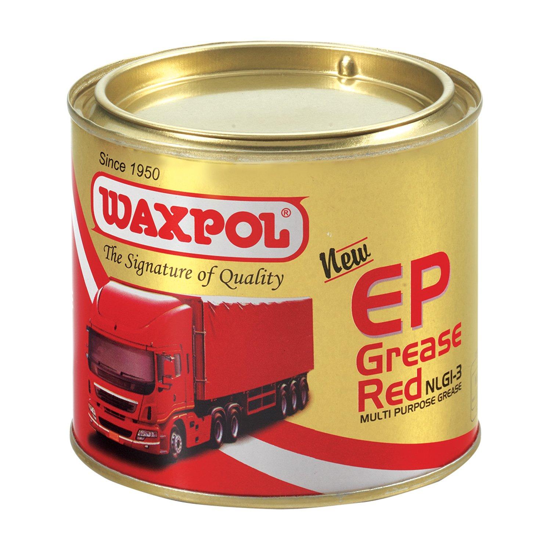 9f9ea3df3 Waxpol EP Grease Red NLGI-3 Multi Purpose Grease - 500 g  Amazon.in  Car    Motorbike