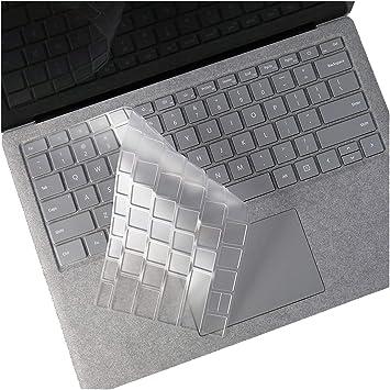 Protector de Teclado para portátil Microsoft Surface 1, 2, 3 ...