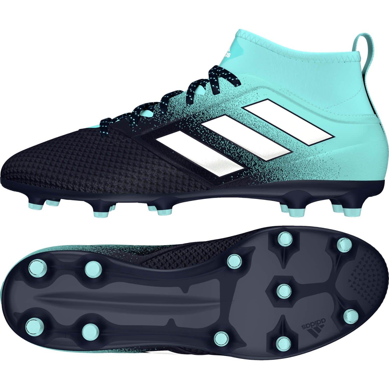 adidas Herren Ace 17.3 Fg Fußballschuhe blau (296)