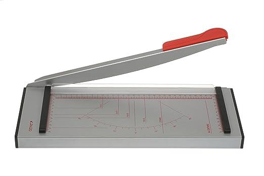 56 opinioni per Genie GH 40- Taglierina a leva per formati fino a DIN A4, 6 fogli, superficie in