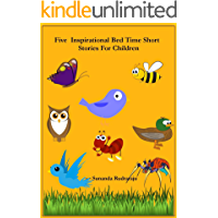 Five Inspirational Bed Time Short Stories Book For Children