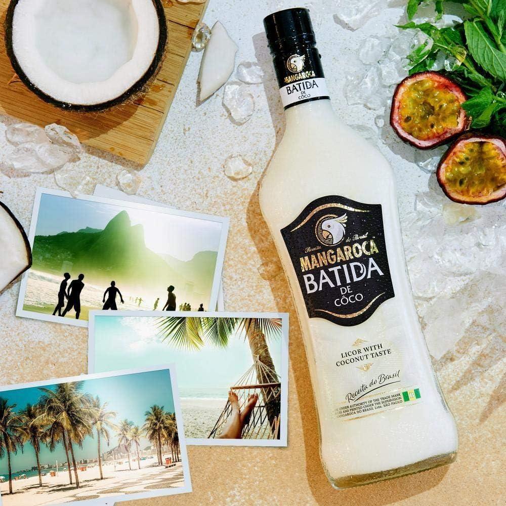 Mangaroca, Batida de coco 1 lt: Amazon.es: Alimentación y bebidas