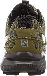 Zapatillas Salomon Hombre Speedcross 5 Breit (2e) O 4 Test
