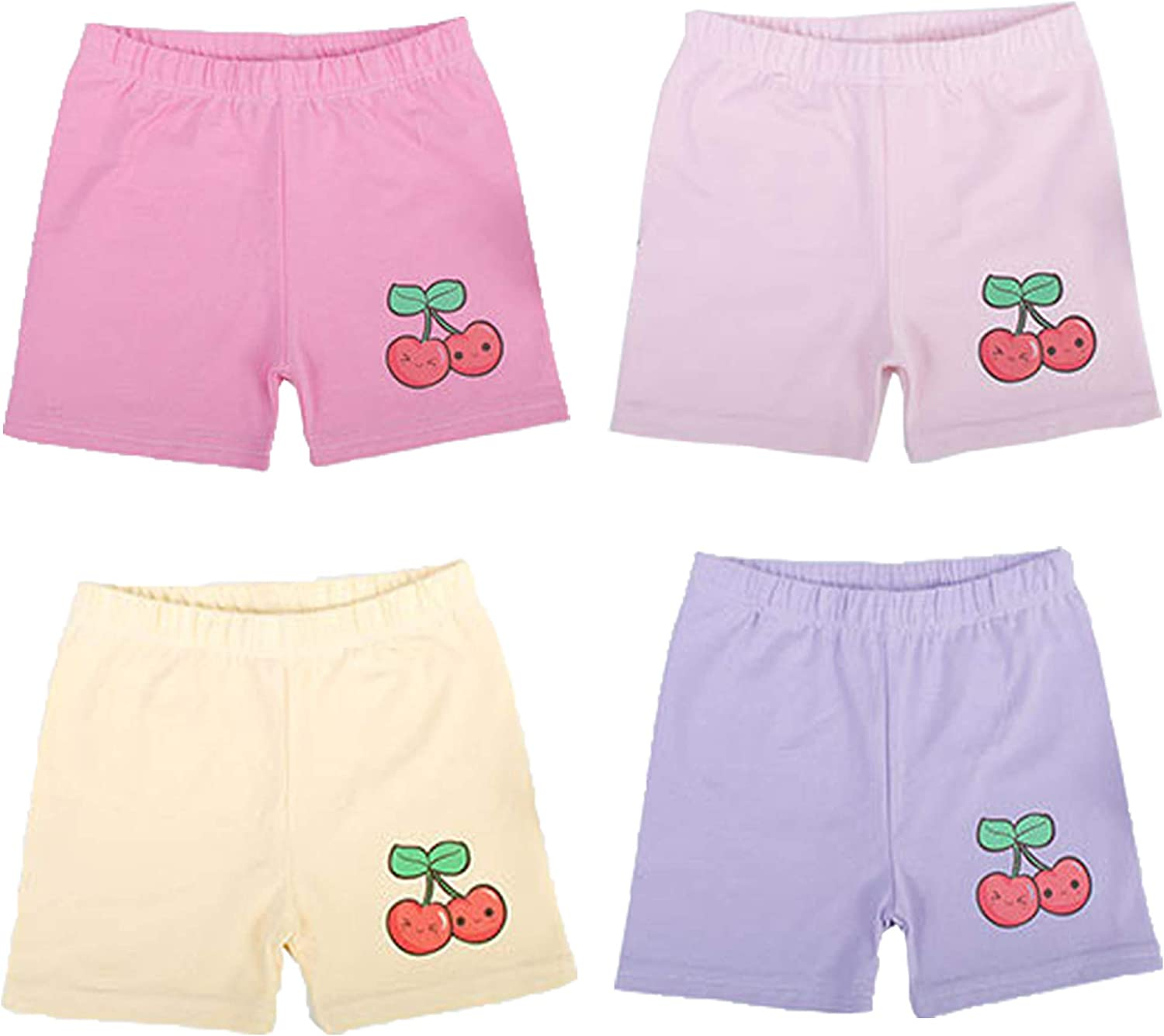 SummerWin Girls Dance Bike Shorts with Breathable Material for Sport Play Or Under Skirts