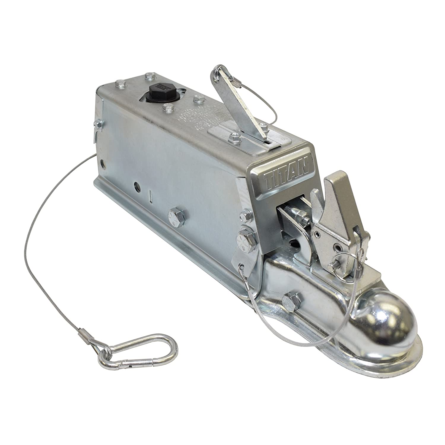 TITAN DICO Model 60Z Lever Lock Drum Actuator 6000 lb