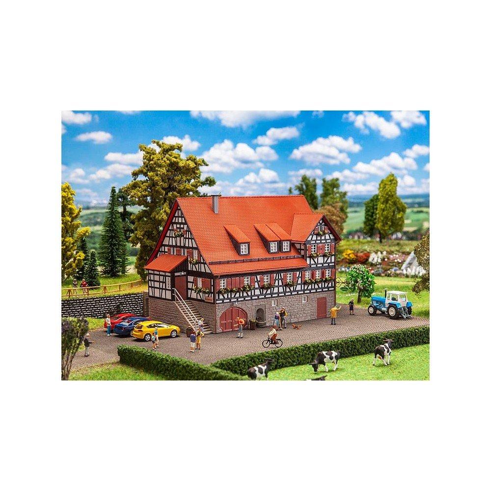 【中古】 Faller 191713 Ho talmuhle Inn Ho Scale Scale Buildingキット Inn B071L98TPR, かぐれ:ff2a2324 --- a0267596.xsph.ru