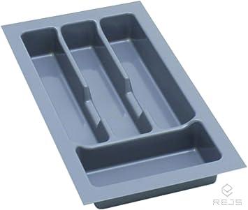 Besteckeinsatz F Uuml R Die K Uuml Chenschublade Plastik Weiss 300