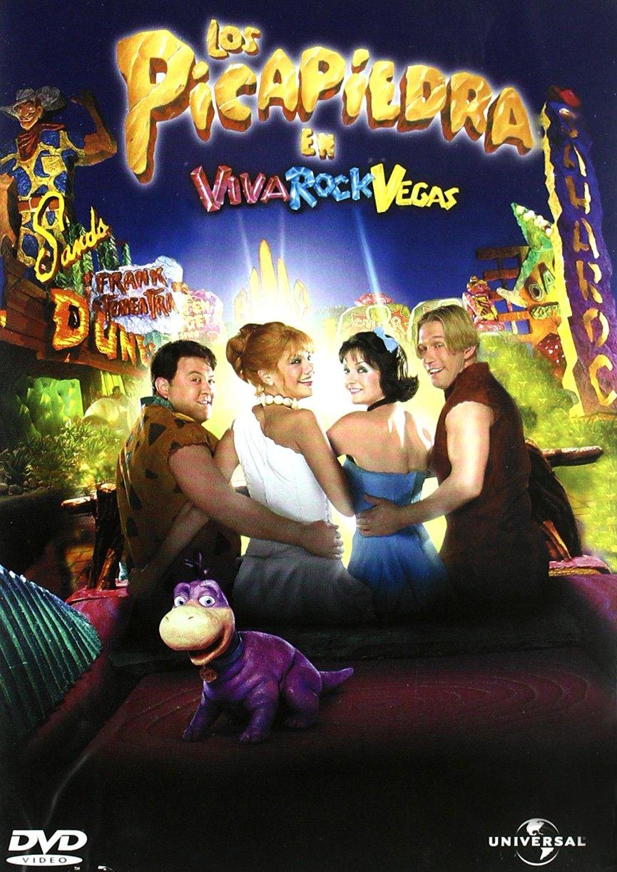 Los Picapiedra En Viva Rock Vegas [2000] [1080p] [Español-Ingles] [MEGA]