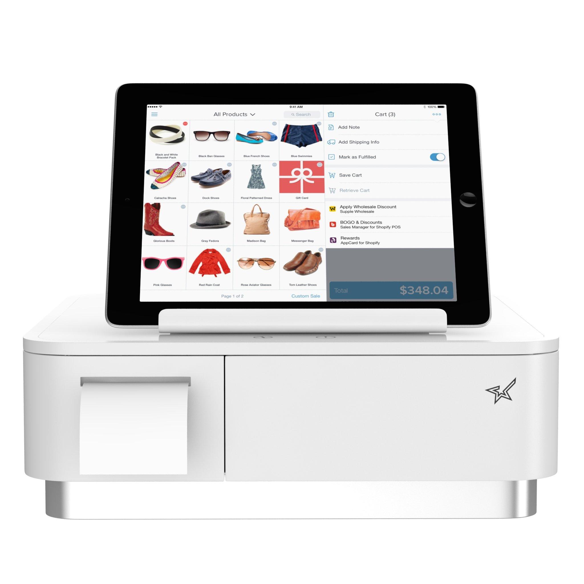scanner drawer cash intermec seller us recomended apg