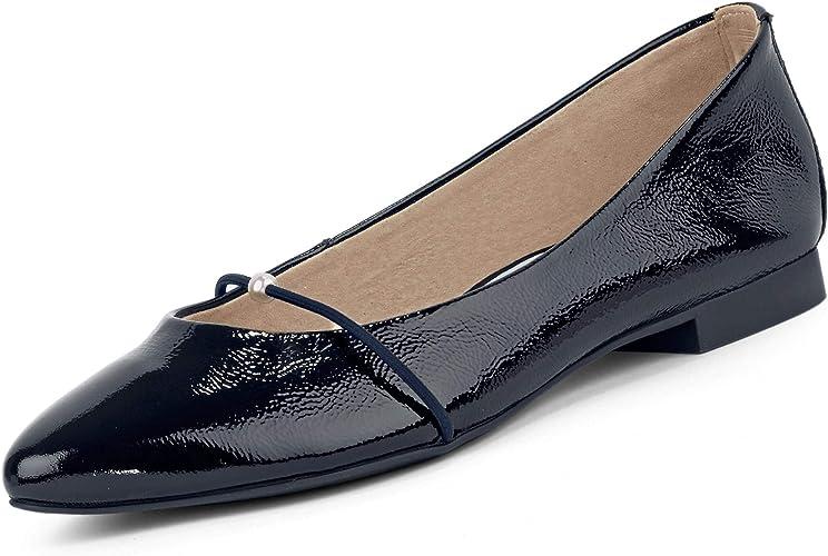 2374 Ballet Flats Black Size: 3.5 UK
