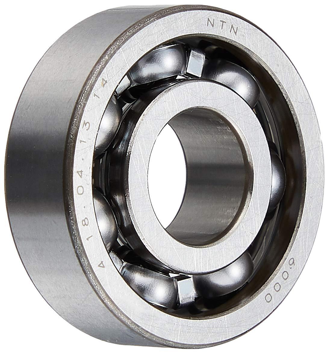 50mm OD 80mm Width 16mm 6010-Z Radial Ball Bearing Double Shielded Bore Dia
