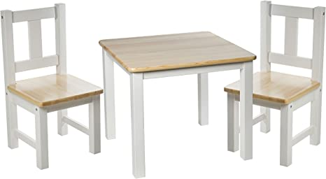 sillas madera de pino tratar