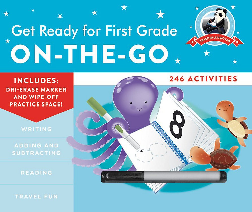 Get Ready for First Grade On-the-Go (Get Ready for School)
