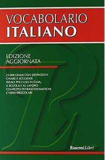 amazon.it: dizionario sinonimi e contrari - aa.vv., rusconi - libri - Piccolo Giardino Sinonimo
