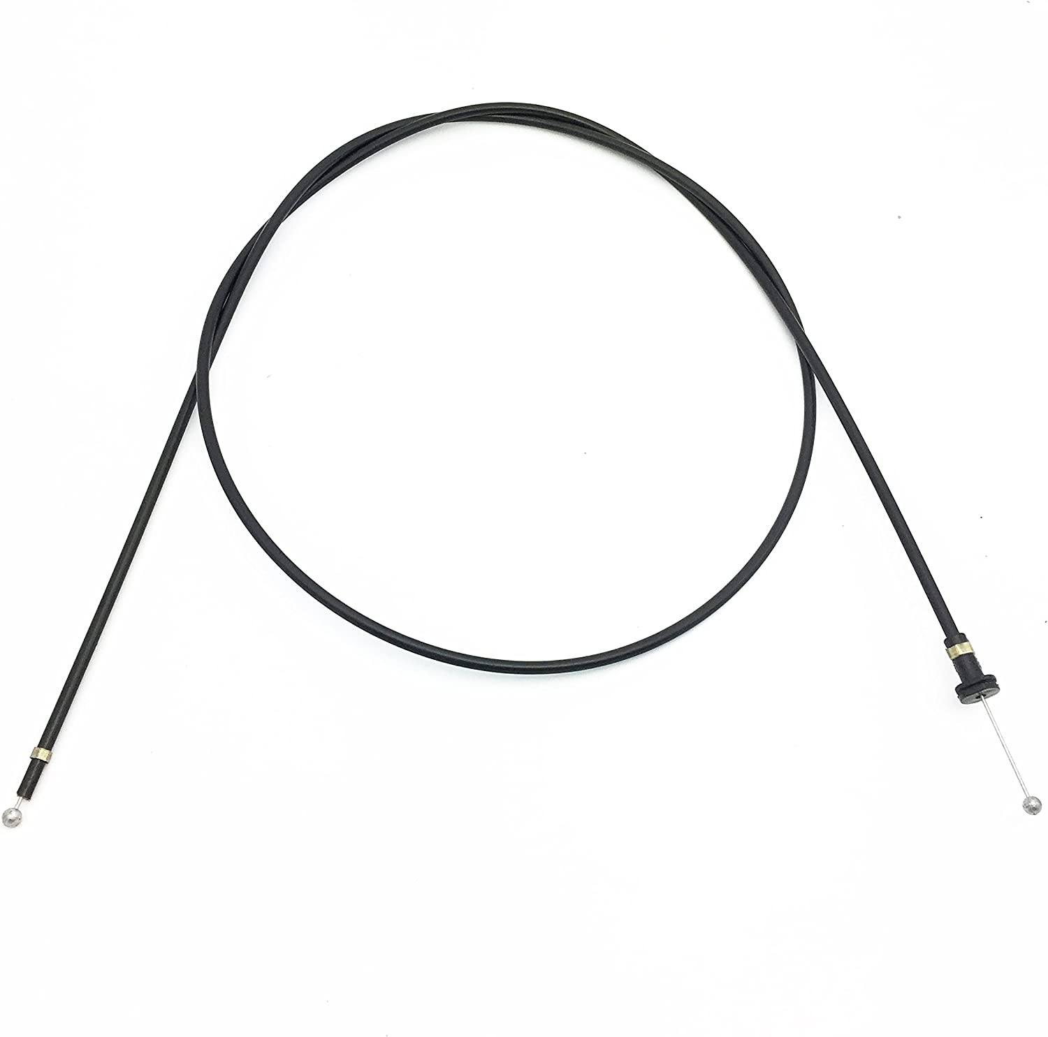 For Chevy Blazer GMC Jimmy Sonoma Hood Release Cable w// Handle Dorman 912-001