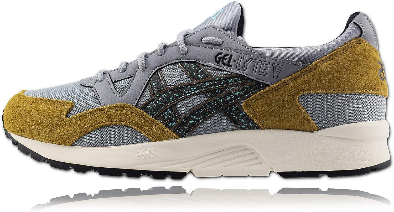 masaccio svan Genealogi  ASICS Tiger Gel Lyte V Piedmont Grey Black 1191A228-020 Sneaker ...