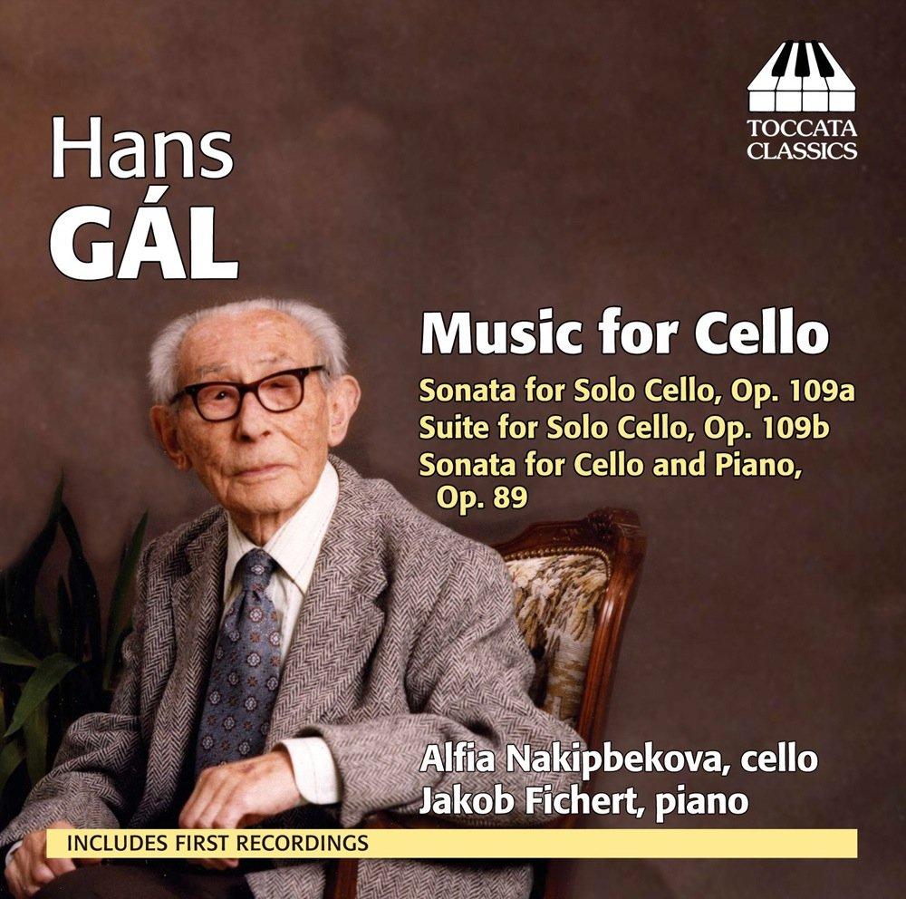 Amazon | ハンス・ガル:チェロの...