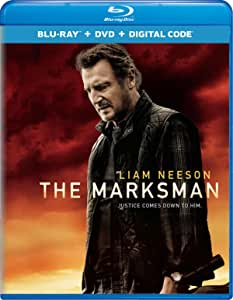 Marksman (Blu-Ray/Dvd/Digital)