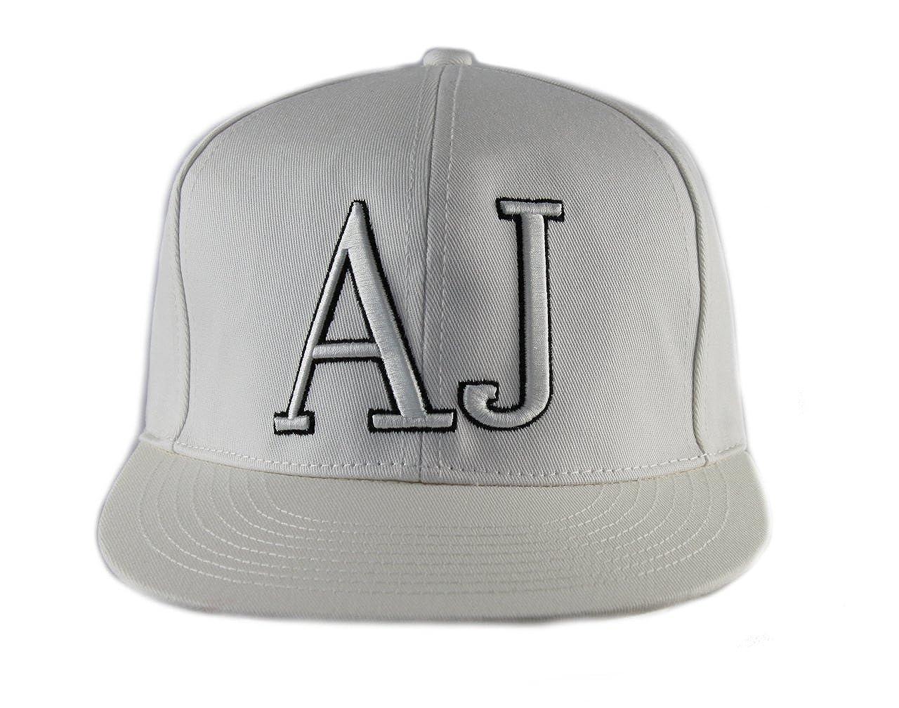 Armani Jeans - Gorra de béisbol - para hombre blanco Weiß: Amazon ...