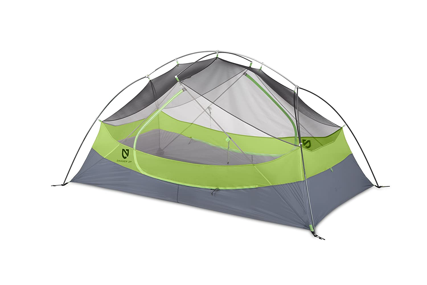 Ultralight Backpacking Tent with Roomy Interior for Cozy Camping.