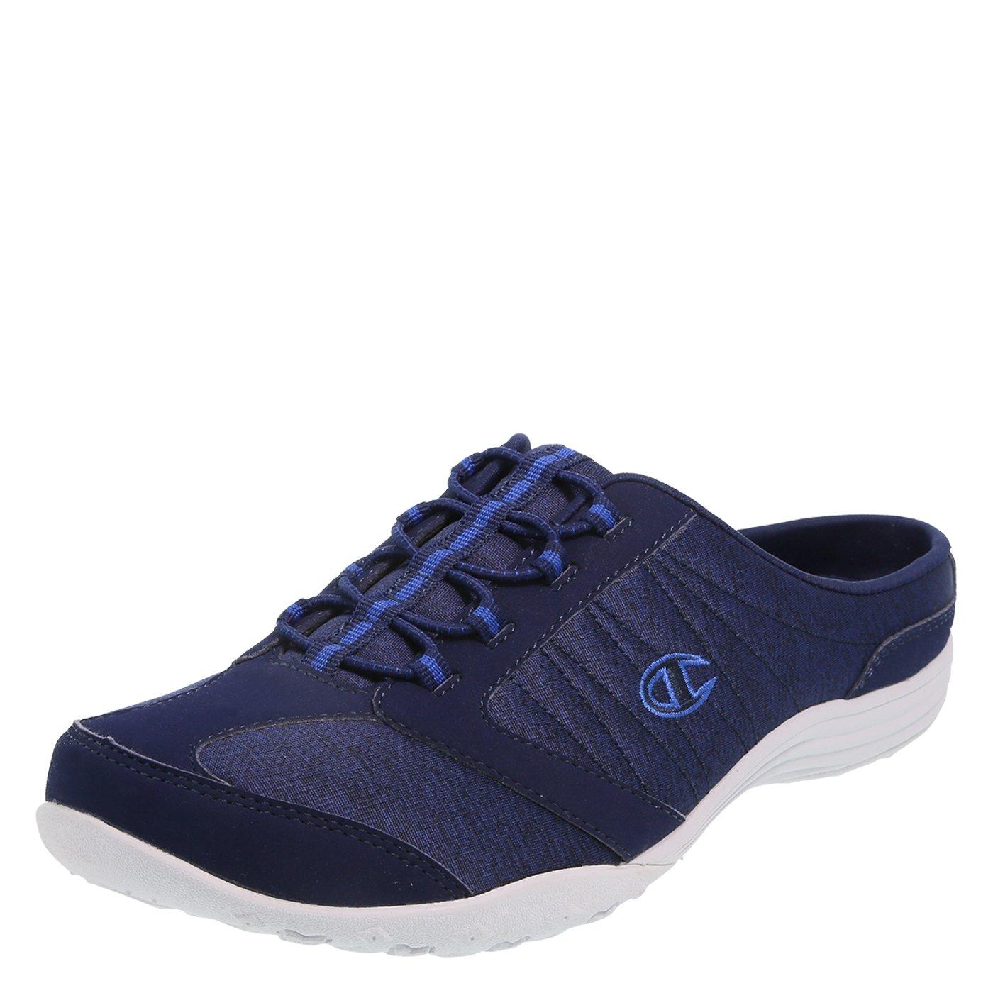 Champion Blue Women's Donna Slip-On Sneaker 5.5 Wide