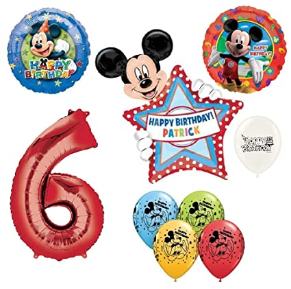 Amazon.com: The Ultimate - Ramo de globos personalizados de ...