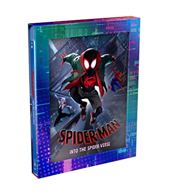 : Spider Man: Into The Spider Verse Amazon