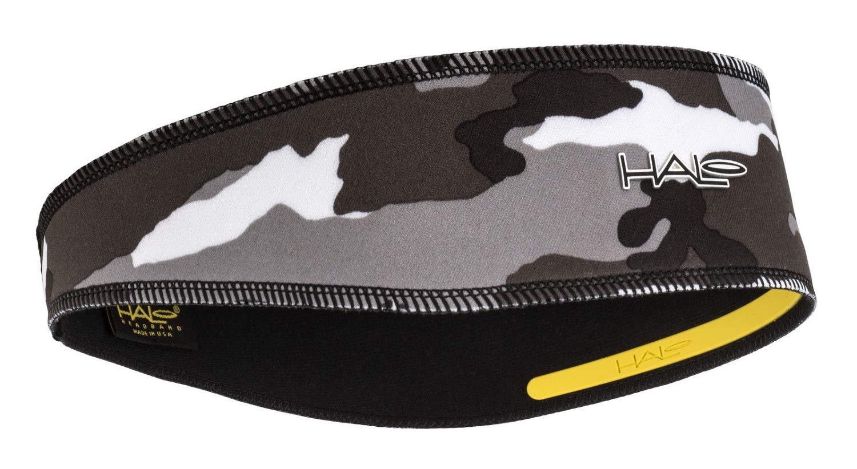 Halo II Headband Sweatband Pullover Camo Grey by Halo Headbands