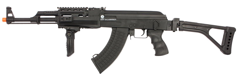 Soft Air Kalishnikov Tactical AK47 Electric Powered Airsoft Rifle