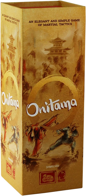Arcane Wonders Onitama Board Game