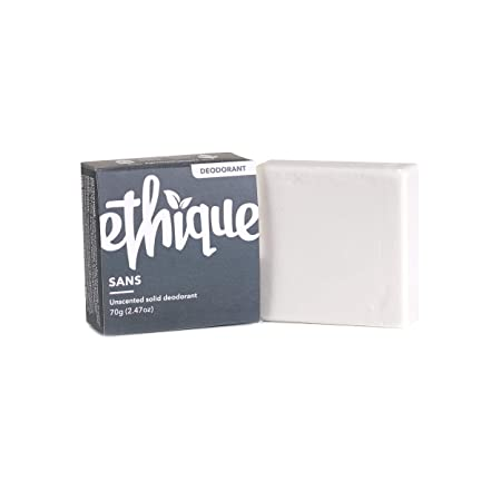 Ethique Deodorant Bar - Unscented