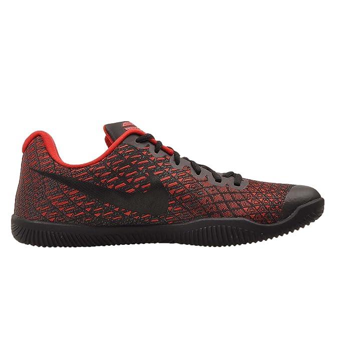 Amazon.com | Nike Mens Kobe Mamba Instinct Basketball Shoes (14, Black/University Red-M) | Basketball