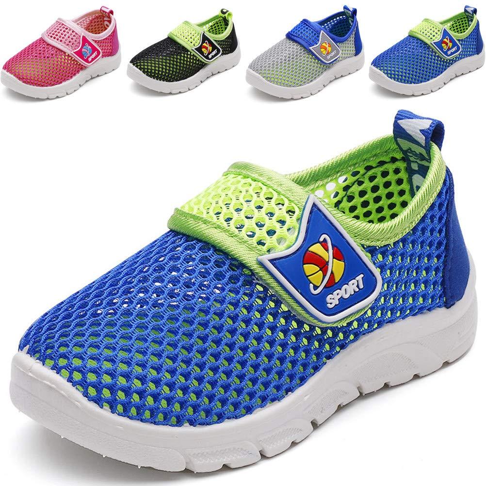 DADAWEN Babys Boys Girls Breathable Mesh Running Sneakers Sandals Water Shoe