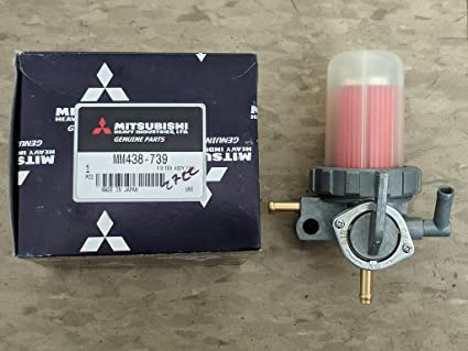 Mitsubishi Tractor Fuel Filter Assembly   Wiring Diagram