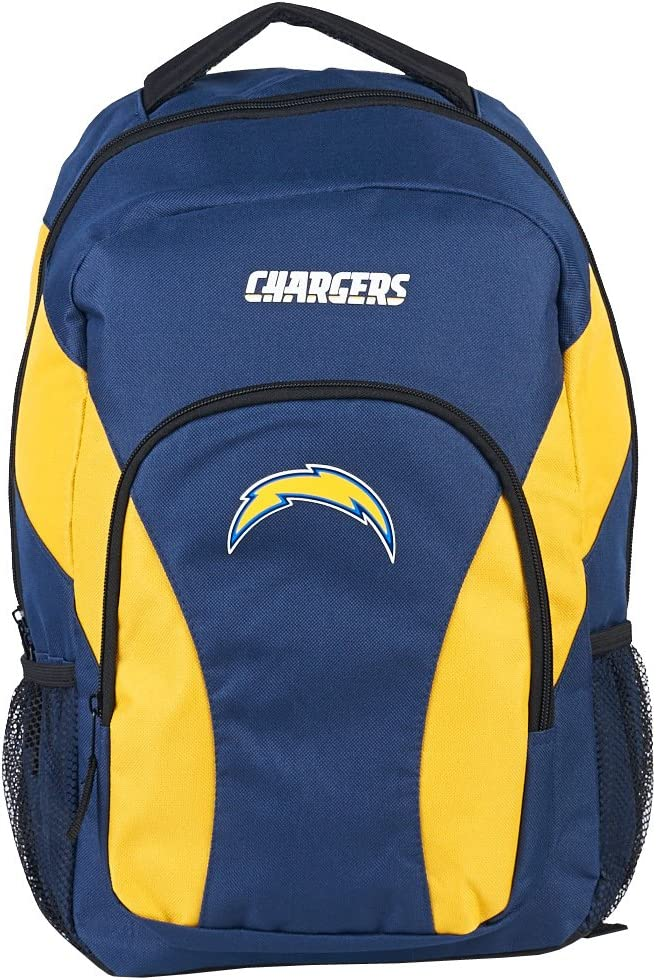 Officially Licensed NFL Draft Day Backpack Multi Color 18