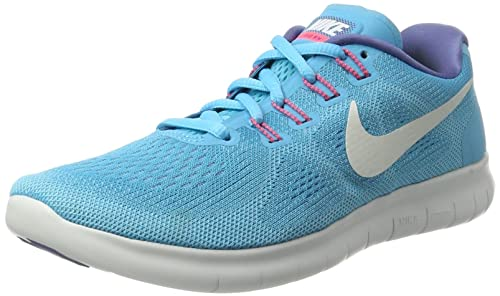 lowest price baa10 94661 Nike Free Run 2017, Zapatillas de Entrenamiento para Mujer  Amazon.es   Zapatos y complementos