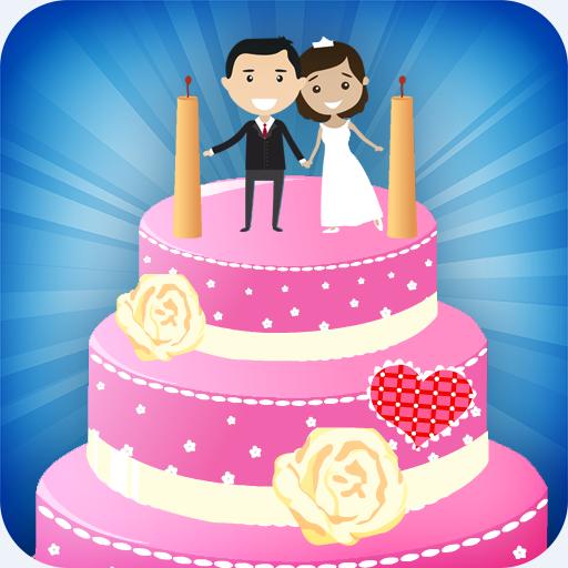 - Wedding Cake Decoration - Sweet Cake Maker Games
