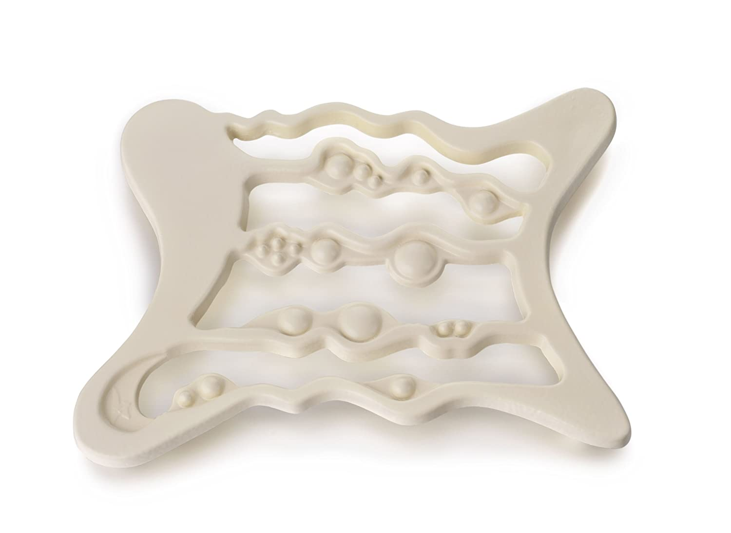 BexSimon Cast Iron Trivet, Cream BexSimon Collections Ltd BEXTR010(C)