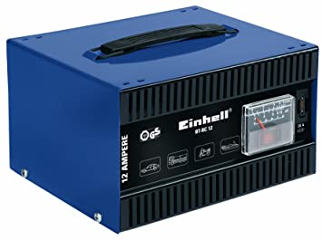 chargeur batterie einhell