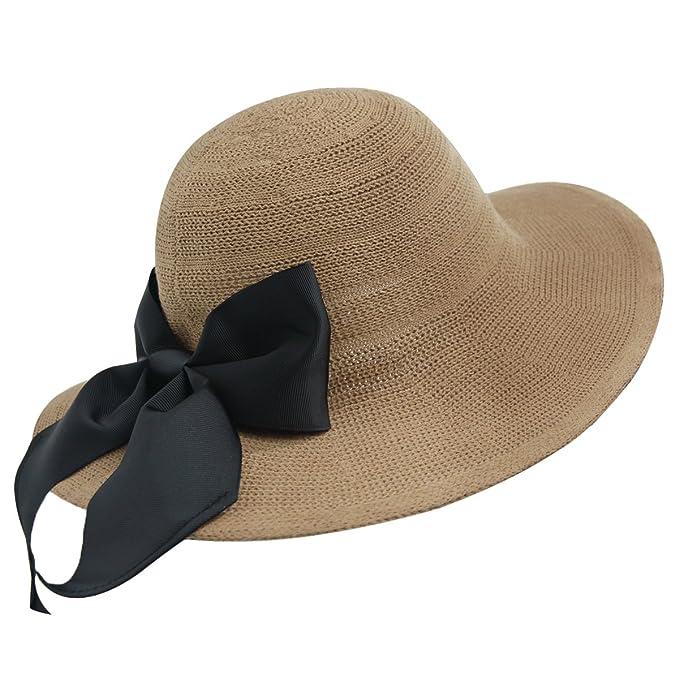 LETHMIK Womens Summer Beach Hat f625795e4535