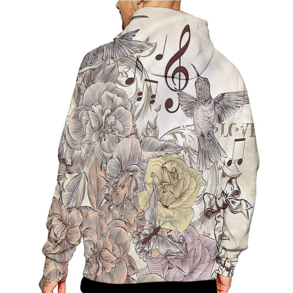 Hoodies Sweatshirt/Autumn Winter Horror House,Magical Fantasy Forest,Sweatshirts for Women Hanes