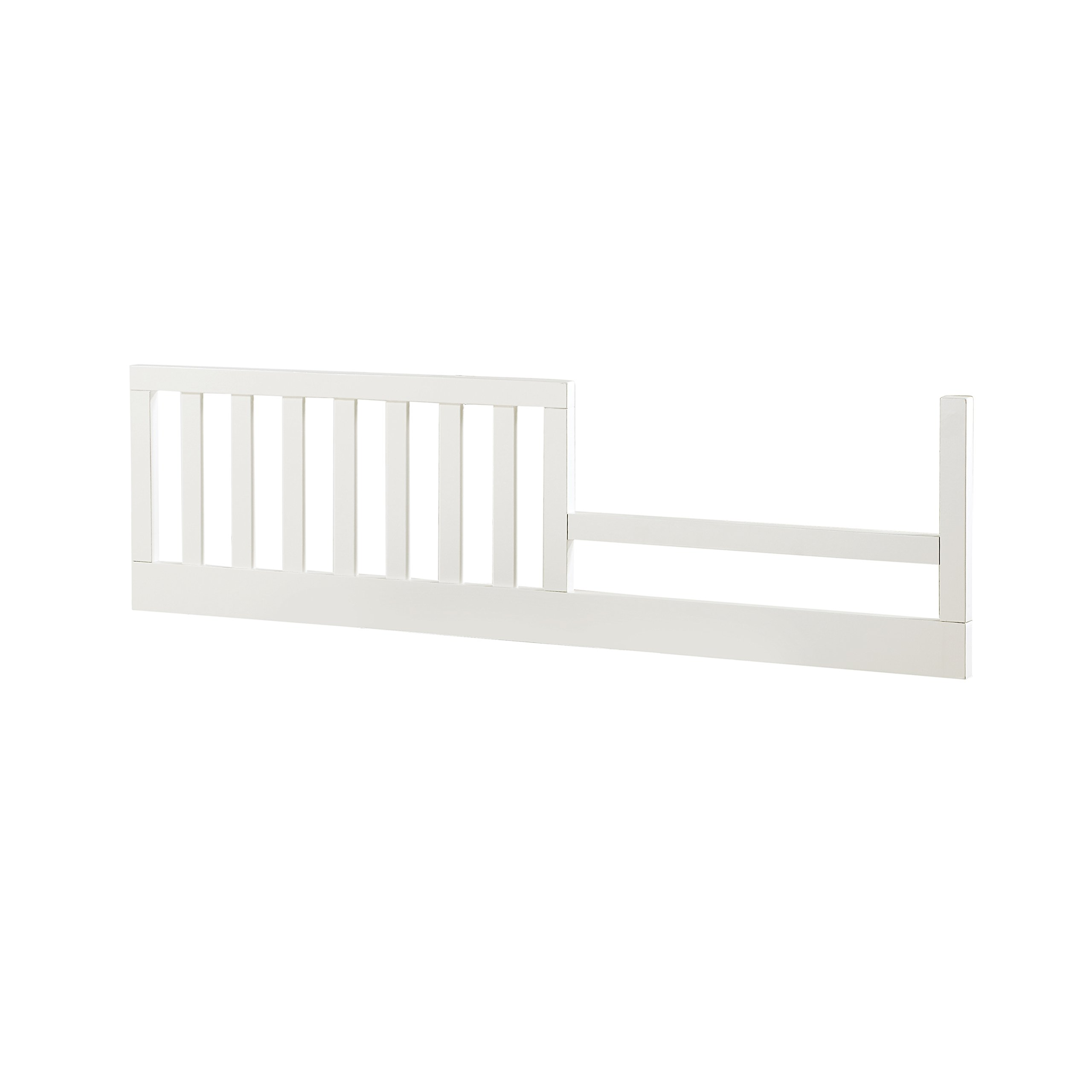 Dorel Living Bertini Baby Lafayette Toddler Guard Rail, French White Lace